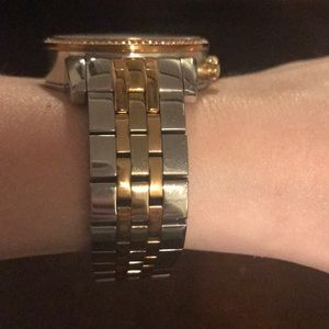 Michael Kors Accessories - Michael Kors Two tone watch
